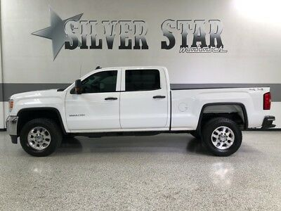 2015 GMC Sierra 2500  2015 GMC Sierra 2500 4WD CrewCab Duramax Allison Loaded Nice ShortBed 1TXowner