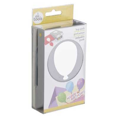 NEW Ek Tools PSN Large Round Balloon Punch By Spotlight