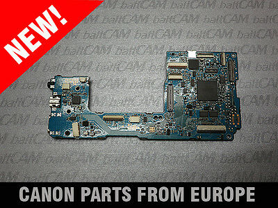 Canon 550D Rebel T2i Main PCB Motherboard MPCB circuit board part 550 FREE SH