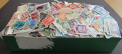 Vast Colln Of Stamps In Old Shoe Box  - All Periods/all World - Est 18,000+