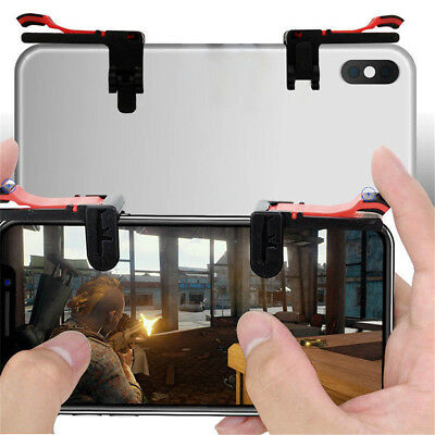 Gaming Trigger Cell Phone Game Controller Gamepad for Android IOS Phone 2Pc
