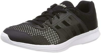 newest 972bf f2eec ADIDAS Essential Fun 2 Black Womens Sports Shoes CP8951