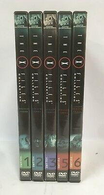 87393 DVD - The X-files Collection - Stagione 3 - 5 dischi