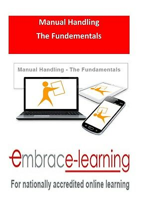 Manual Handling - The Fundamentals (An Embrace eLearning course)