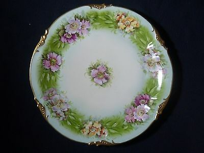 "PROVSXE ES GERMANY PRUSSIA 12.5"" Plate"
