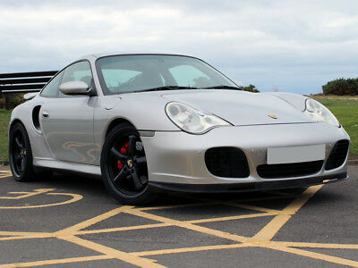 2003 Porsche 911 Turbo 996 Tiptronic - Only 86000 Miles - Heated Leather - Bose!