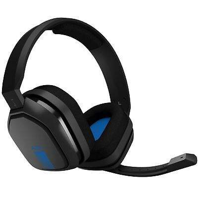 ASTRO Gaming A10 Gaming Headset for PS4 - Grey/Blue