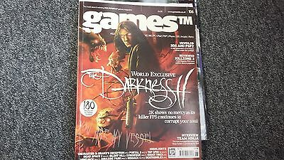 Games TM 106 The Darkness 2 Homefront double cover