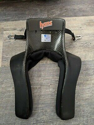 Pro Hans Device Carbon Fiber with 2019 Certification Head and Neck Simpson #1