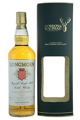 LONGMORN 2003-2017 Gordon & MacPhail | Single Malt Whisky | 43,0% | 0,7 L