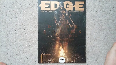 Edge 319 Dark Souls Remastered God of War Far Cry Sea of Thieves A Way Out