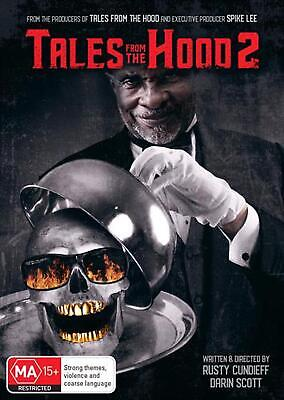 Tales From The Hood 2 - DVD Region 4 Free Shipping!
