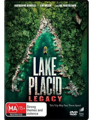 Lake Placid - Legacy - DVD Region 2,4,5 Free Shipping!