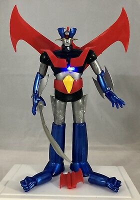 "Mazinger Z Tranzor 6"" Action Figure Mexican Toys"