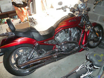 Harley VROD CVO de 2005 FULL POWER 15000 KM