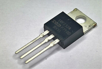 10 x IRF1324 N-Kanal MOSFET 195A 24V 0.0012Ohm TO-220AB
