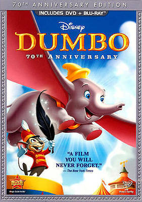 Dumbo [Two-Disc 70th Anniversary Edition Blu-