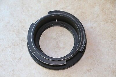 DeVere 72MM Threaded Lens board Fits 504 Devere