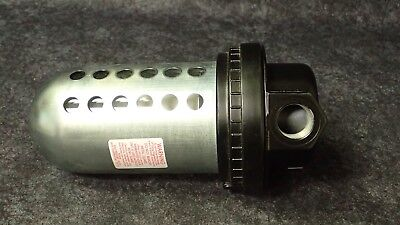 "New! DIXON Valve & Coupling Jumbo Airline Filter 3/4"" NPT P/N F30-06M, NOS"