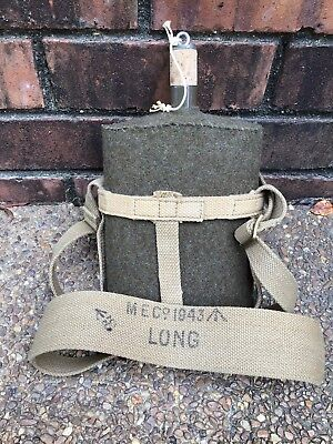 Ww2 British Army-Soldier Bottle Canteen