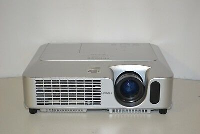Hitachi CP-X260 LCD Multimedia Projector with 2402 Used Lamp Hours