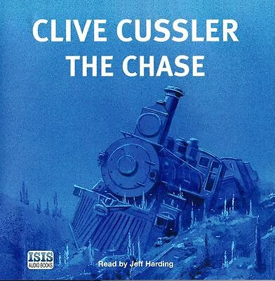 Clive CUSSLER / The CHASE      [ Audiobook ]