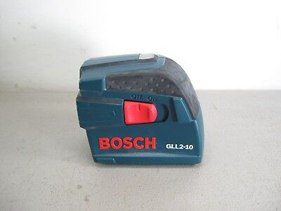 Bosch GLL 2-10 Professional Self-Leveling Cross Line Laser
