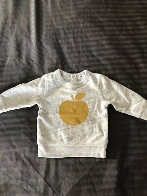 Country road Bour Or Girls Jumper Size 00 3-6 Months SELLING LOTD