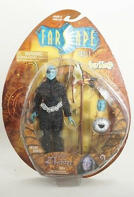 Farscape Zhaan Oralla Variant Toy VaultReunited Series 1 action figure