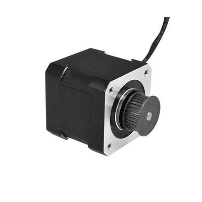 Nema 17 Stepper Motor DC Motor With Timing Pulley For CNC Router /3D Printer