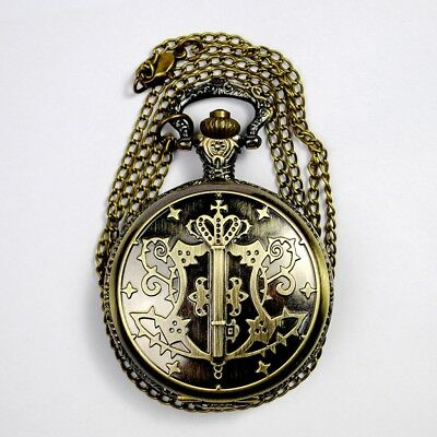 European Exquisite Classical Pocket Watch  @LB27`a