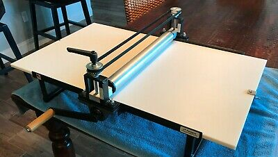 Dough Sheeter, Bakery, Bread, Pastry, Dough, Fondant Roller (without cutters)