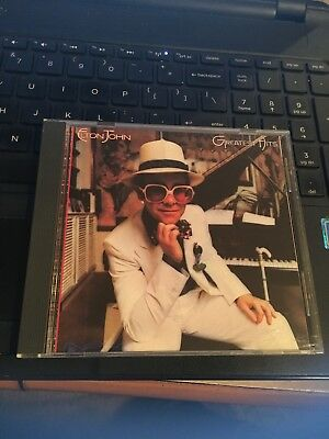 Elton John Greatest Hits CD 1984 MCA MCAD-37215