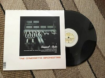 "The Cinematic Orchestra ‎– Channel 1 Suite / Ode To The Big Sea 12"" Vinyl 1999"