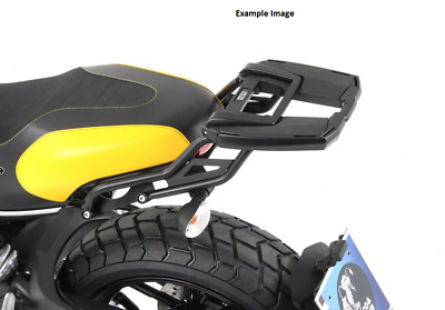 Ducati Diavel (2011-18) Easyrack Topcase Carrier - Black BY HEPCO AND BECKER