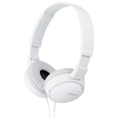 Sony Japan Dynamic Stereo Headphone with powerful bass MDR-ZX110 White