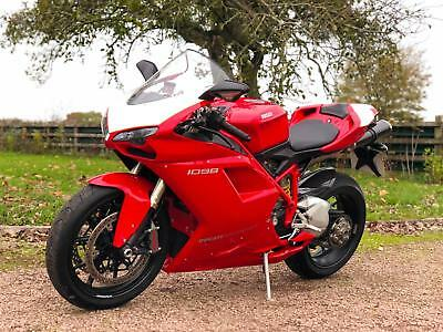 2007 Ducati 1098 1 Owner And Under 7170 Miles From New, Mint!
