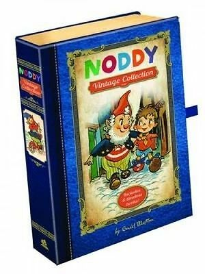 NEW Noddy Vintage Classic 6 Books Collection by Enid Blyton Gift Boxed Kids Set!