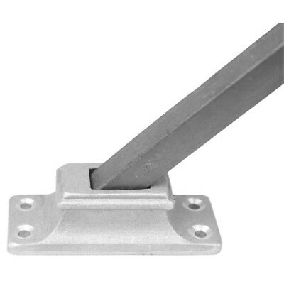 Wrought Iron Metal Stair Spindles Decking and Stair Balusrades FIXING BRACKETS