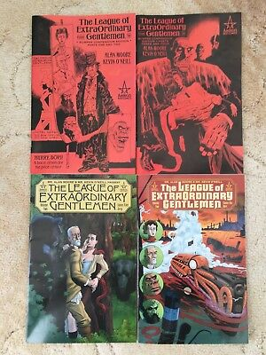 The League of Extraordinary Gentlemen Vol 2, by Alan Moore and Kevin O' Neill