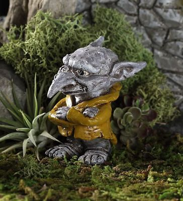 Miniature Fairy Garden Ichabod The Troll - Buy 3 Save $5