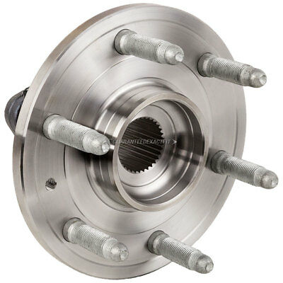 New OEM Front Wheel Hub Bearing Assembly Fits Chevy GMC & Cadillac 4WD AWD 6-Lug