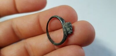 Greek Ring with Deity. 4th-1st century BC