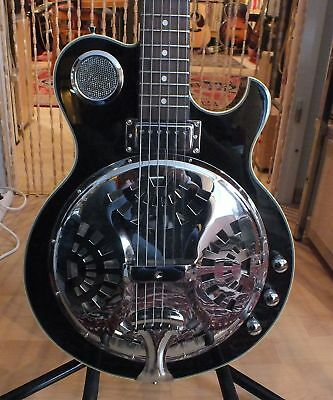 Harley Benton - Elektrische Dobro - National Sound Top Zustand!