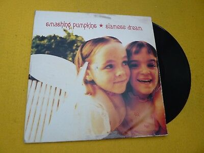 Smashing Pumpkins -Siamese Dream (VG++/EX-/VG+) Gatefold UK press 2x Lp Vinyl ç