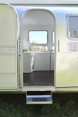 Beautifully Restored Vintage Airstream