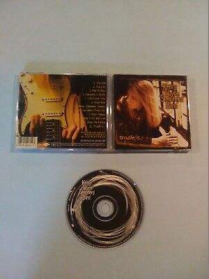 Trouble Is... by Kenny Wayne Shepherd/Kenny Wayne Shepherd Band (CD, Oct-1997)