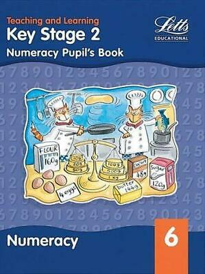 Key Stage 2: Numeracy (Key Stage 1 numeracy textbooks), , Good Condition Book, I