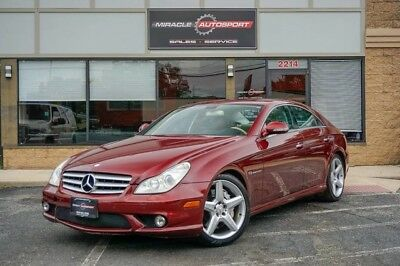 2006 Mercedes-Benz CLS-Class  low mile cls55 amg free shipping warranty finance kompressor 55