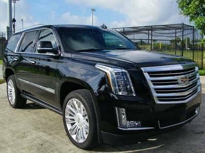 2015 Escalade Platinum 2015 Cadillac Escalade Platinum! Only 34k miles! Loaded! Factory Warranty! L@@K